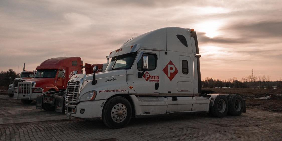 camion Patio Drummond